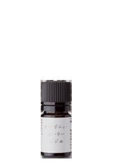 エッセンシャルオイル <br /> オーガニック ホーリーバジル精油